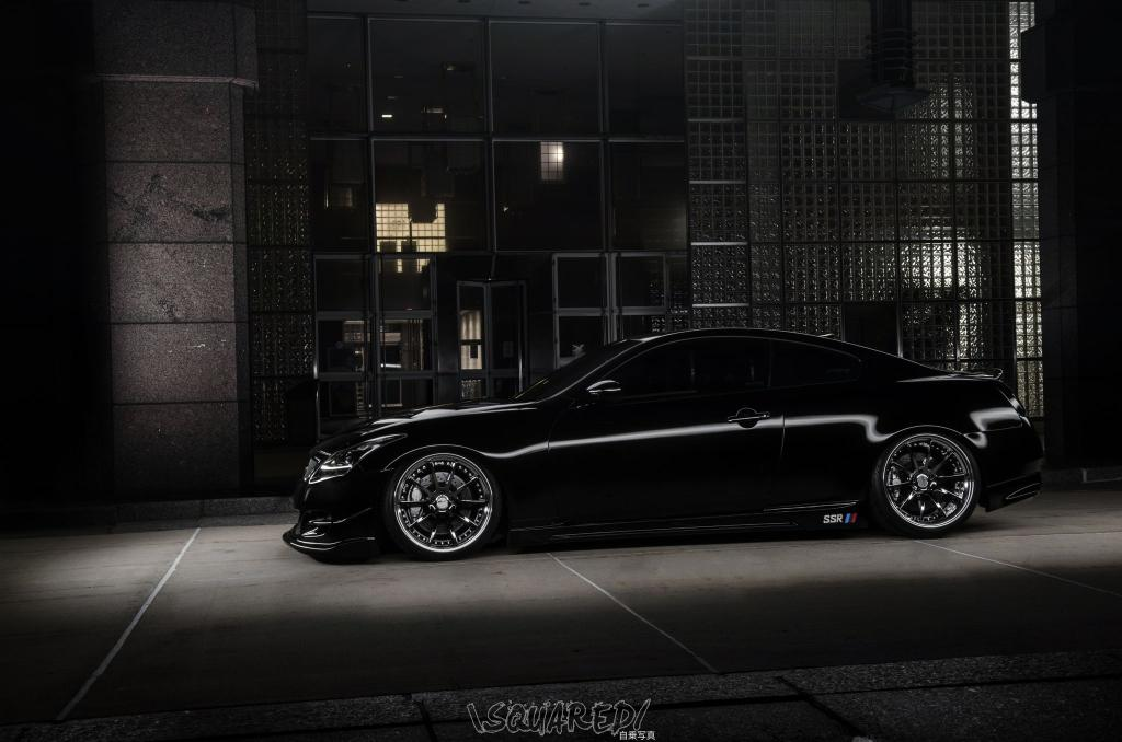 Jared Snow S Infiniti G37s Mppsociety