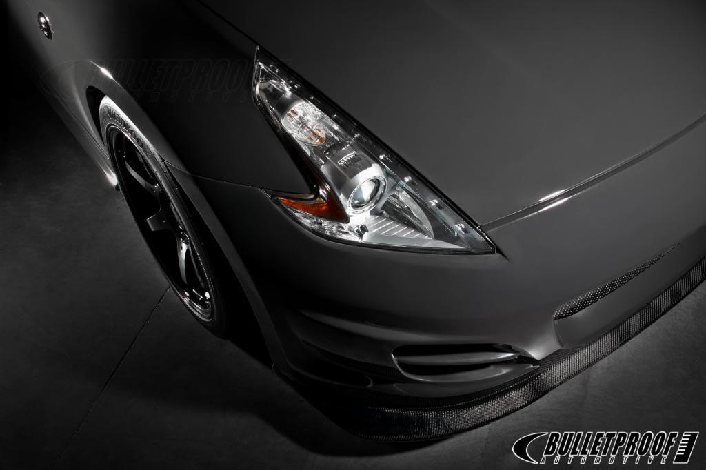 Bulletproof Automotive Zele Nissan 370z Mppsociety