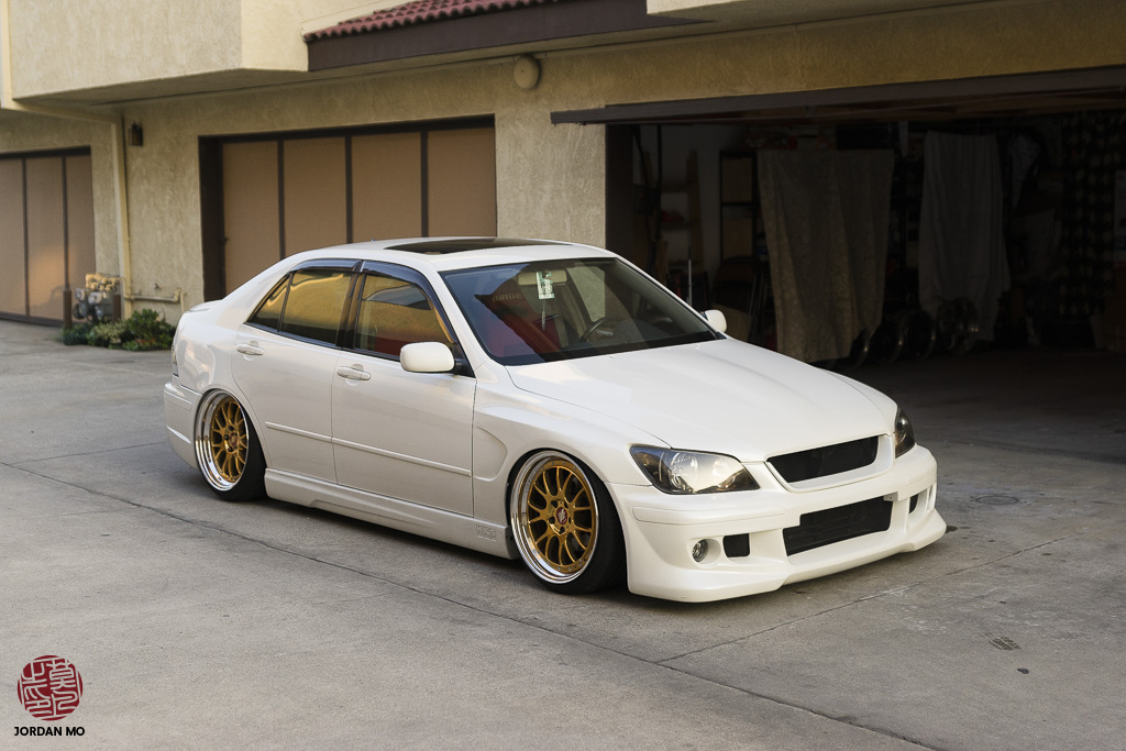 Jordan Mo Lexus Is300 Work Wheels 04 Mppsociety