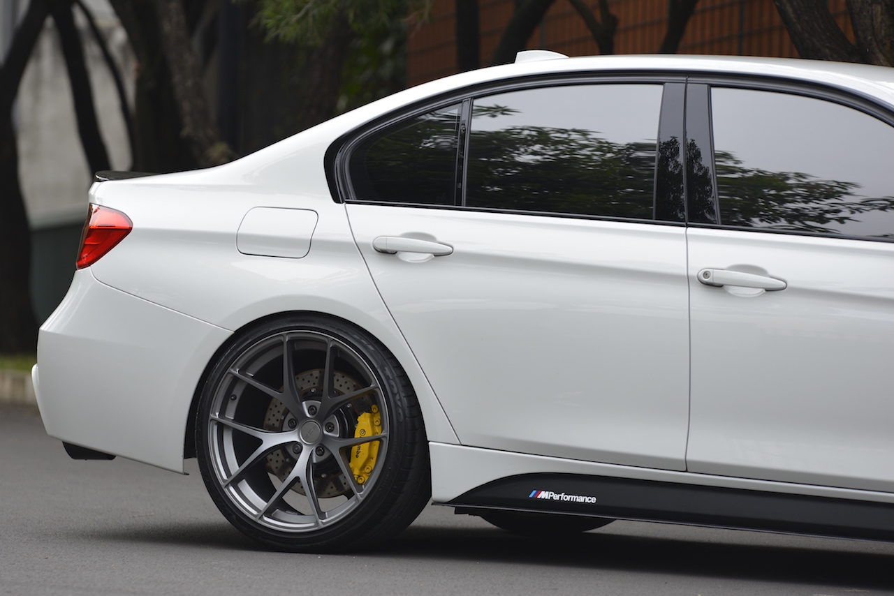 Japanese Wheels Brands >> vortechvr6 BMW F30 320i Luxury Edition - MPPSOCIETY