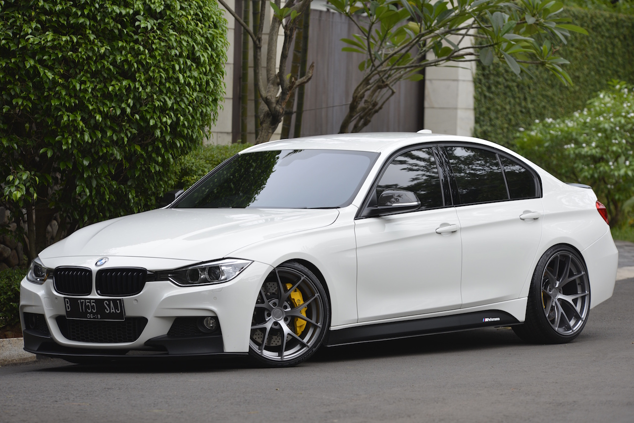 Bmw Rims 22 Inch >> vortechvr6 BMW F30 320i Luxury Edition - MPPSOCIETY