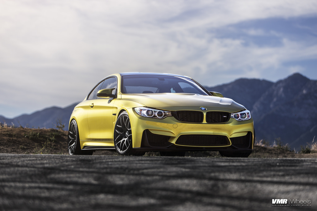 Mike S Vmrwheels Bmw M4 Mppsociety