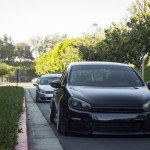 fwdconnor's Bagged Volkswagen Golf