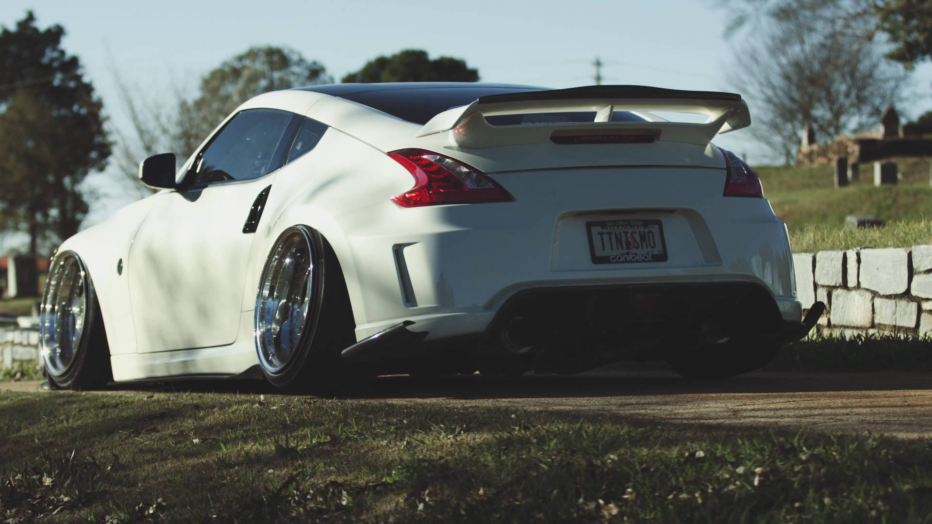 Bagged 370z in 4K // JUSTCAUSE