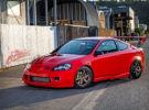 wiiizzer Acura RSX on Volk Racing TE37