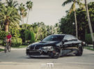 neusebio12 BMW E92 M3 with TE37s